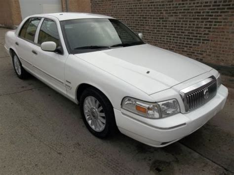 manual cars for sale 2009 mercury grand marquis free book repair manuals find used 2009 mercury grand marquis ls ultimate edition excellent runner no reserve in chicago