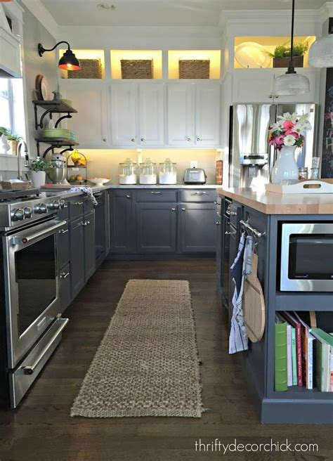 Adding Accent Lights To Cabinets Kitchen S And Dining In How To Add Cabinet Lighting