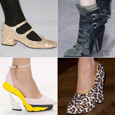 shoes  paris fashion week fall  popsugar fashion