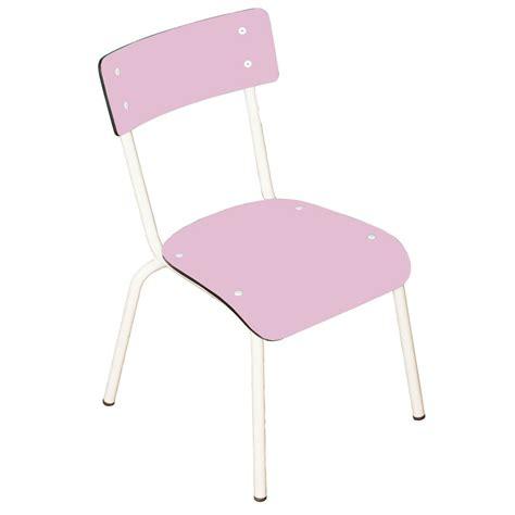 sedie bambino sedia bambino colette rosa antico les gambettes design