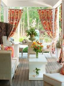 Outdoor Decorating Ideas by 36 Joyful Summer Porch D 233 Cor Ideas Digsdigs