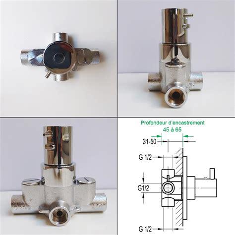 robinet thermostatique century