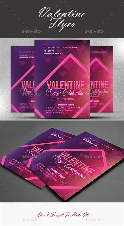 vakentine card photoshop template 17 best valentines day flyers cards templates 2017