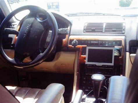 land rover 1999 interior 18rollin23s 1999 land rover range rover specs photos