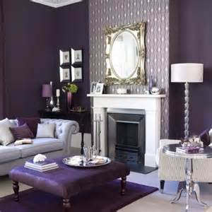 Purple Home Decor Ideas Purple Living Room Ideas Dgmagnets