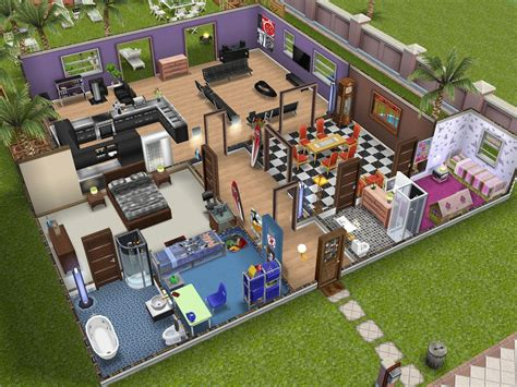 home design story players the sims freeplay beachside escape youtube