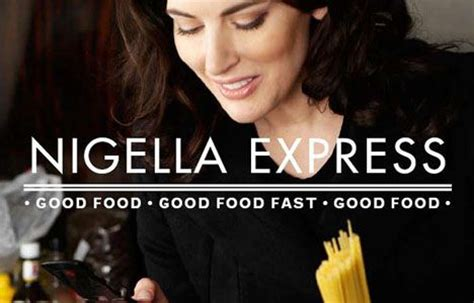 nigella express object moved