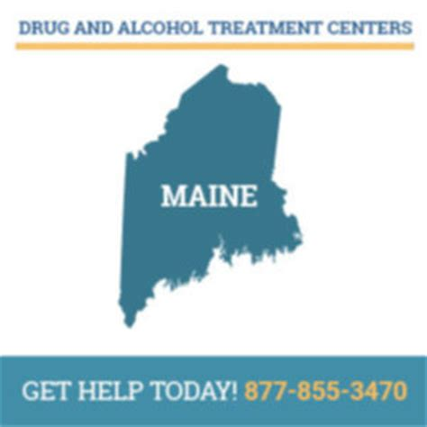 Detox Centers In Maine by Maine And Treatment Rehab Detox