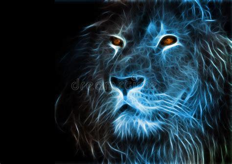 imagenes de leones fantasia fantasy art of a lion stock illustration illustration of