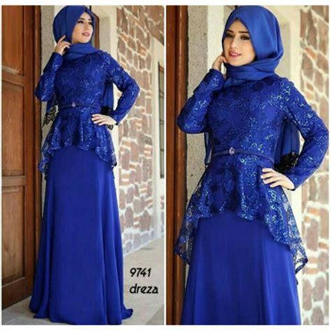 Baju Muslim Busana Muslim Gamis Gaun Pesta Naylo Crop G 139 jual baju kebaya baju kebaya muslim baju pesta baju brokat baju burkat baju gamis dress baju