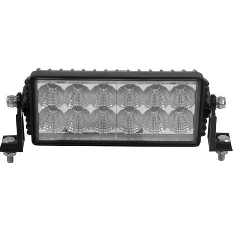 18 Led Light Bar Buyers 1492141 4050 Lumen 18 Led Light Bar Spot Light 137 77