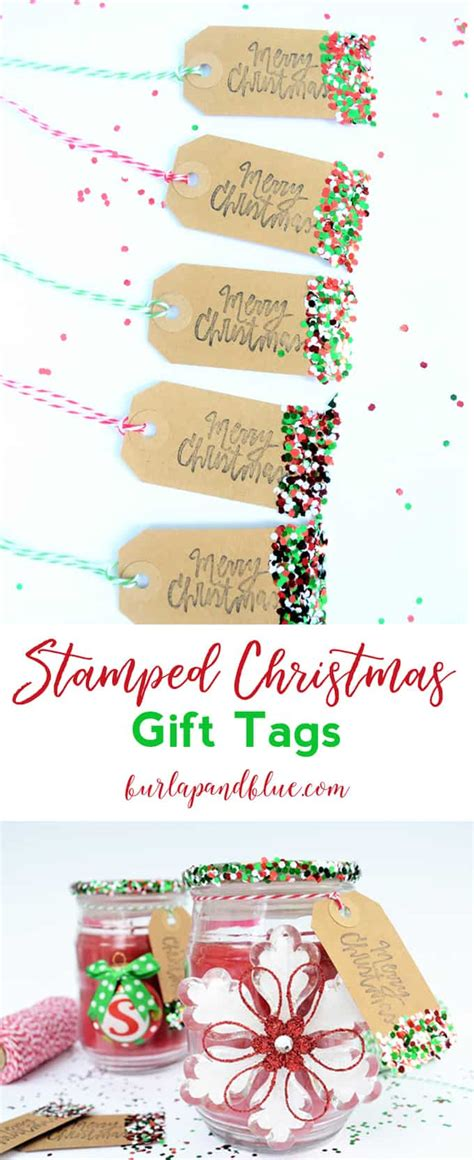 instagram tags tutorial christmas gift tags a tutorial
