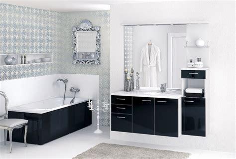 Exceptionnel Salle De Bain Blanche Et Noire #8: decoration-salle-de-bain-noir-9.jpg