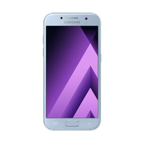 Lihat Hp Samsung A3 jual samsung galaxy a3 sm a320 smartphone blue 16gb 2gb