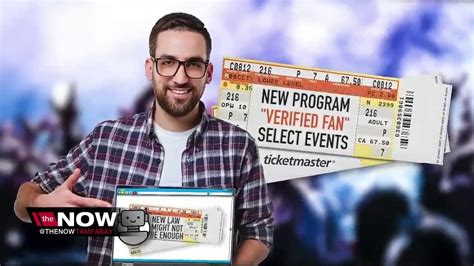 ticketmaster verified fan code ticketmaster запустит систему verified fan в