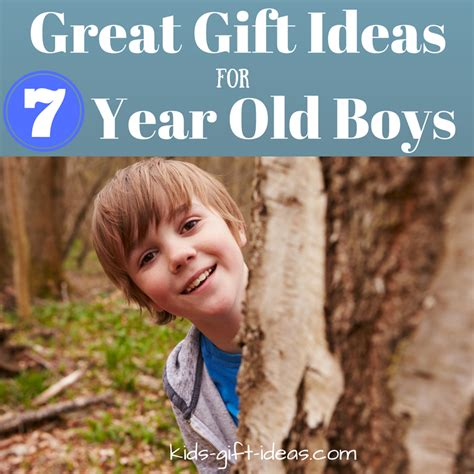 great gifts for 7 year old boys birthdays christmas