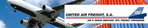 united air freight s a