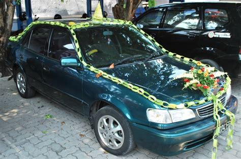 Wedding Car Semarang by Wedding Traditional Ceremony Dress The Travel