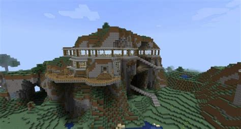 minecraft mountain house designs 10 best minecraft houses of 2014 minecraft pinterest mansions we and home