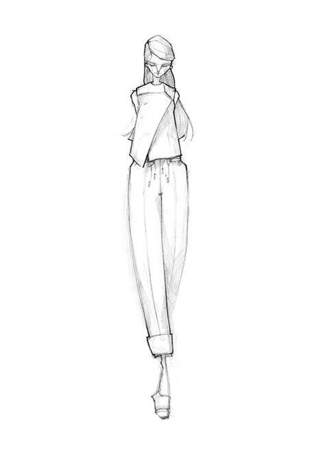 fashion illustration milan zejak fashion illustration chic tailoring fashion sketch milan zejak s k e t c h