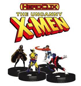 Uncanny Uncanny X Men Heroclix Case Glass Cabinet Hobbies