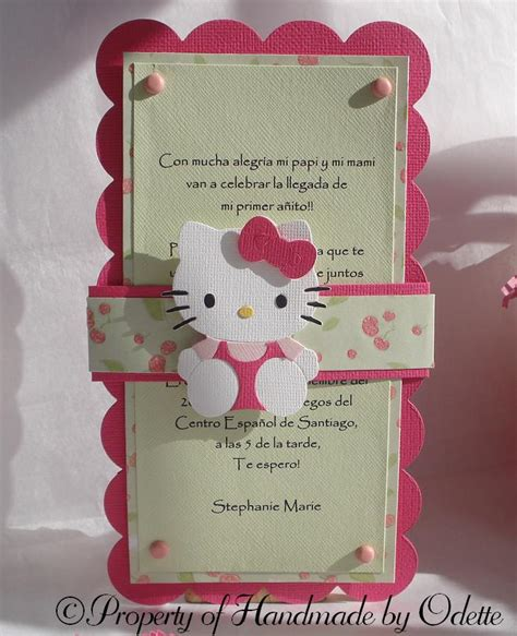 hello kitty themed invitation hello kitty invitation twitthub