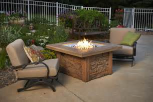Outdoor Firepit Tables How To Get Your Gas Pit Ready For Winter Official Outdoor Living