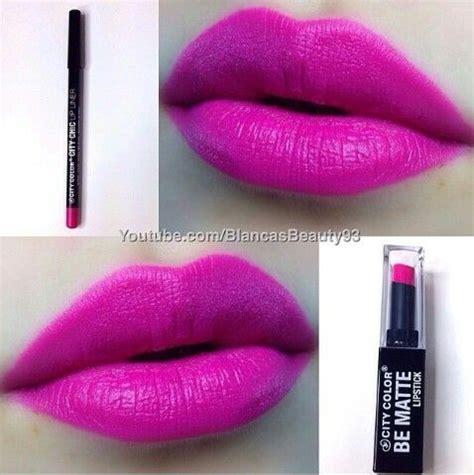 City Color Be Matte Lipstick M29 matte lipsticks lipsticks and cities on