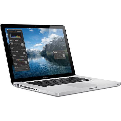 Notebook Macbook Pro apple 15 4 quot macbook pro notebook computer mc371ll a b h