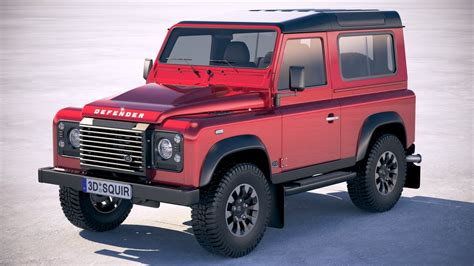 Land Rover 2018 Defender by Land Rover Defender Works V8 2018