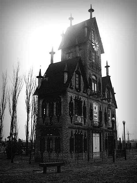 616 best images about Haunted houses ,etc on Pinterest