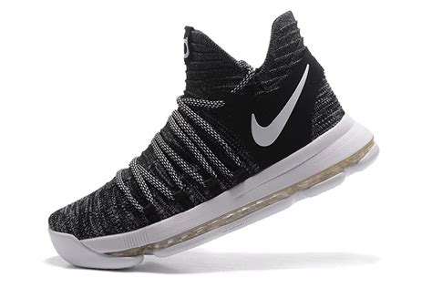 popular nike shoes most popular nike kd 10 x kevin durant black white s