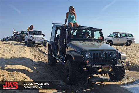 Jeep Week Jks Attends Oc Jeep Week