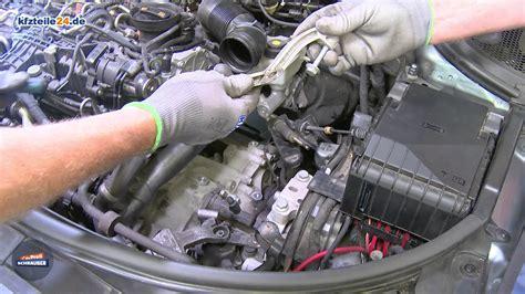 Bremsen Wechseln Audi A3 by Wechsel Der Kupplung Audi A3 Tutorial Youtube