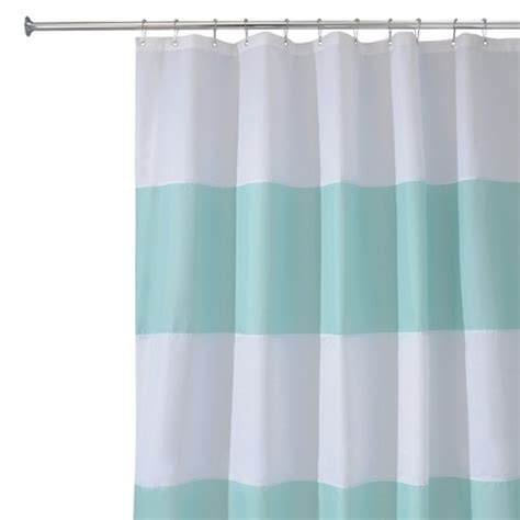 Bathroom Target Interdesign Zeno Shower Curtain Target