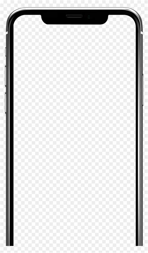 İphone Outline Png & Free İphone Outline.png Transparent