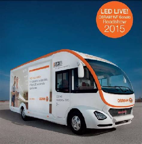 how to join led lights join led live the osram wf senate roadshow 2015