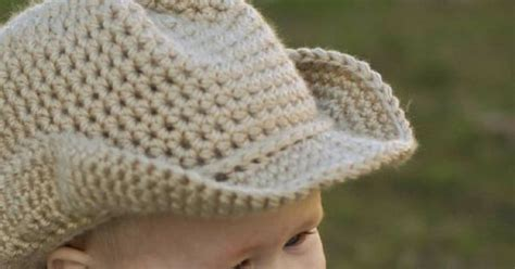 knitted baby cowboy hat pattern baby crochet pattern cowboy hat for boot scoot n cowboy