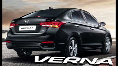 New Hyundai 2018 Su by 2018 Hyundai Verna Interior Exterior And Drive