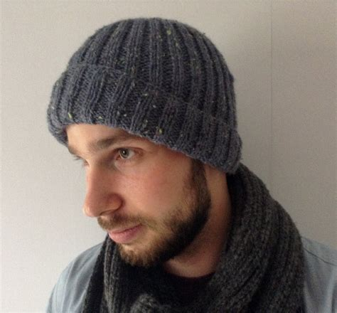 Modele Gratuit Bonnet Homme Phildar