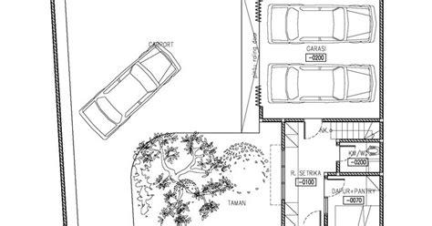 pengertian layout ruang 1 one jasa hitung rab struktur gambar imb gambar