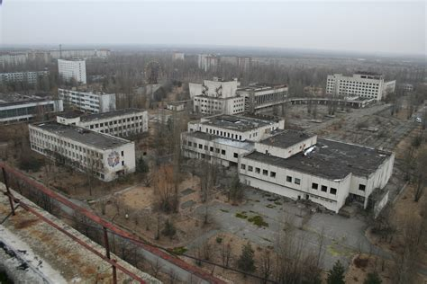 abandoned cities ghost town prypiat kiev oblas ukraine impossibleliving
