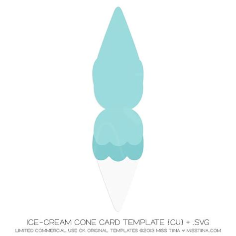cone card template 67 best images about girlsgala icecream on