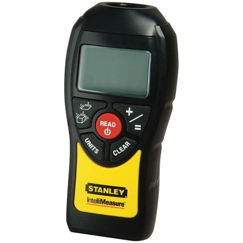 stanley introduces tlm99s laser distance measurer with stanley ultrasonic distance estimator measurer bunnings
