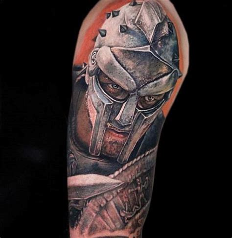 gladiator armor tattoo 121 best images about tatuaże on