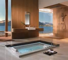 Modern Japanese Bathroom Design Modern Bathroom Design Blending Japanese