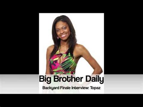 big brother backyard interviews 14 big brother canada bb daily backyard finale interview