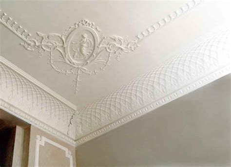Decorative Plaster Mouldings Guide To Plaster Mouldings Period Living