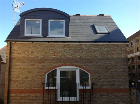 Arched Dormer Window The Dormer Window Had To Be Arched 167 Wapping High