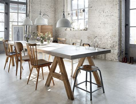industrial dining room 15 chic industrial dining room design ideas rilane